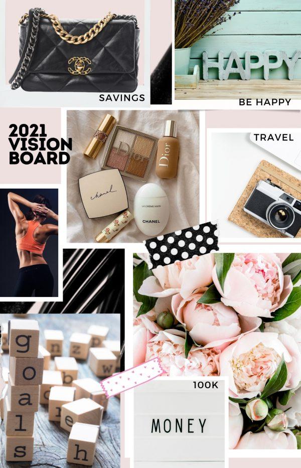 2021 Vision Board