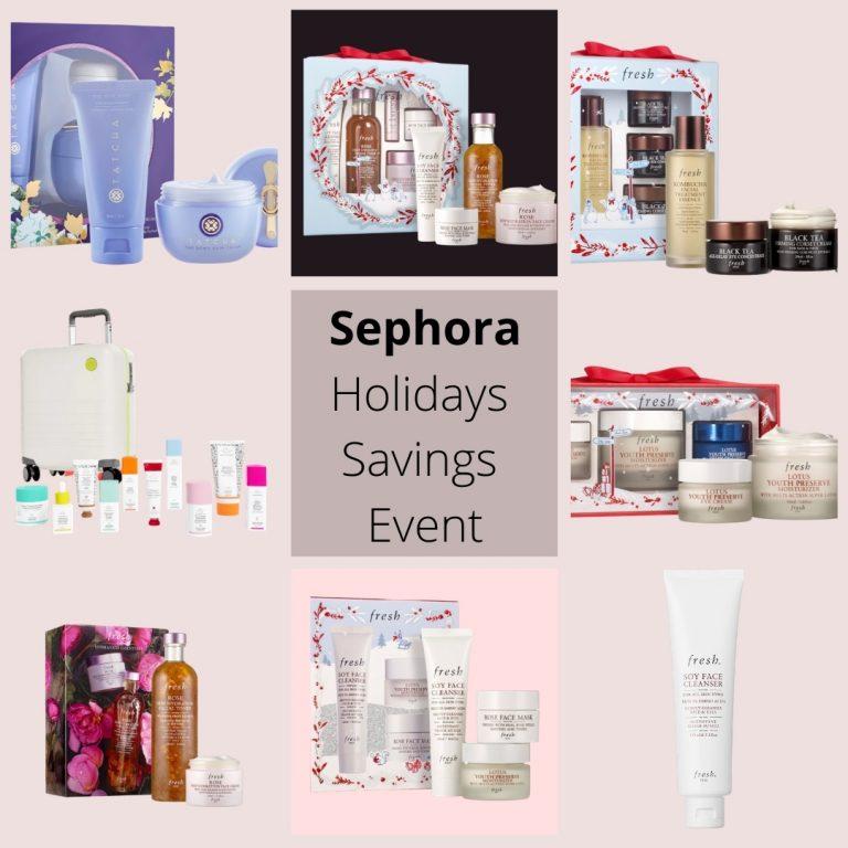 Sephora Holidays Sale
