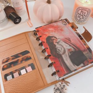 Planner Fashion Fall Cover Sweater