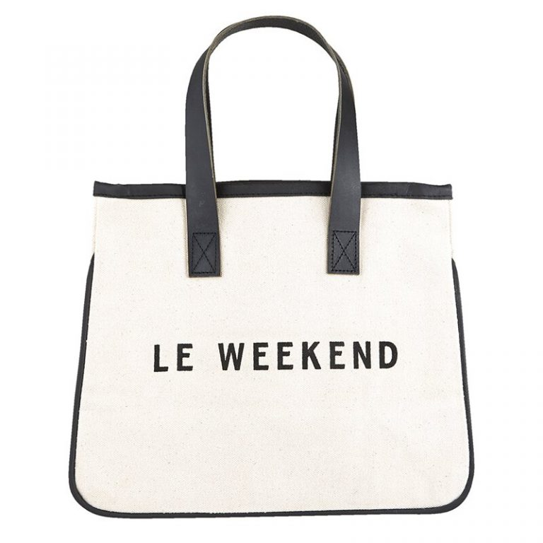 Le Weekend Tote